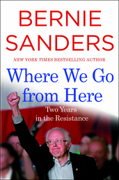 Where We Go from Here Book Cover - Click to open Coming Soon panel