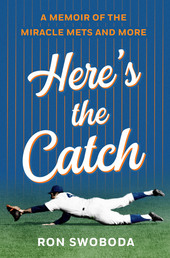 Here's the Catch Book Cover - Click to open Coming Soon panel