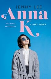 Anna K Book Cover - Click to open New Releases panel