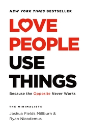 Love People, Use Things Book Cover - Click to open Top Sellers panel