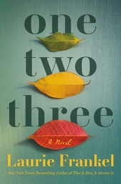 One Two Three Book Cover - Click to open New Releases panel