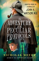 The Adventure of the Peculiar Protocols Book Cover - Click to open New Releases panel