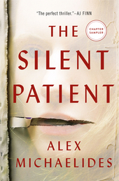 The Silent Patient: The First Three Chapters Book Cover - Click to open Top Sellers panel