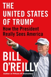 The United States of Trump Book Cover - Click to open Henry Holt panel