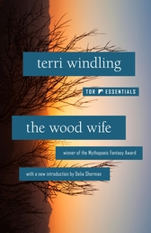 The Wood Wife Book Cover - Click to open New Releases panel