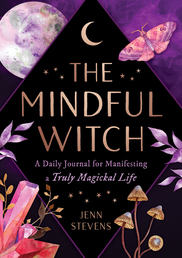 The Mindful Witch Book Cover - Click to open New Releases panel