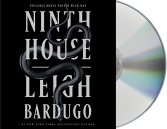 Ninth House Book Cover - Click to open Audiobooks panel