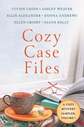 Cozy Case Files, A Cozy Mystery Sampler, Volume 7 Book Cover - Click to open Coming Soon panel