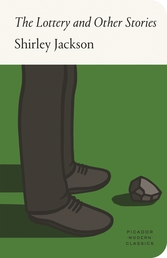 The Lottery and Other Stories Book Cover - Click to see book details