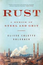 Rust Book Cover - Click to open New Releases panel