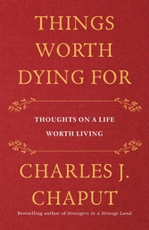 Things Worth Dying For Book Cover - Click to open Henry Holt panel