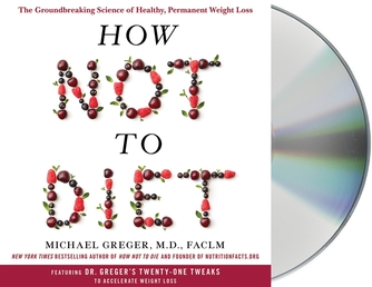 How Not to Diet Book Cover - Click to open Audiobooks panel