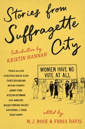 Stories from Suffragette City Book Cover - Click to open Latest Guides panel