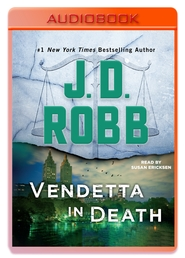 Vendetta in Death Book Cover - Click to open Coming Soon panel