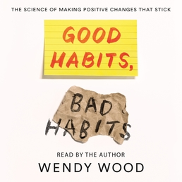 Good Habits, Bad Habits Book Cover - Click to open Top Sellers panel