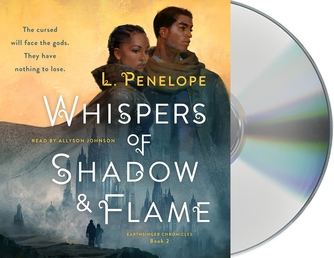 Whispers of Shadow & Flame Book Cover - Click to open Coming Soon panel