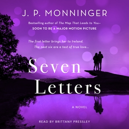 Seven Letters Book Cover - Click to open Audiobooks panel