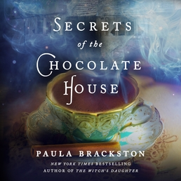 Secrets of the Chocolate House Book Cover - Click to open Audiobooks panel