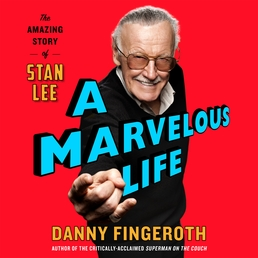 A Marvelous Life Book Cover - Click to open Audiobooks panel