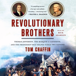 Revolutionary Brothers Book Cover - Click to open Coming Soon panel