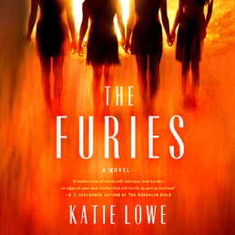 The Furies Book Cover - Click to open Audiobooks panel