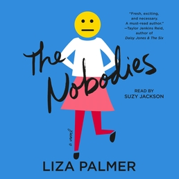The Nobodies Book Cover - Click to open Audiobooks panel