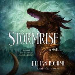 Stormrise Book Cover - Click to open Young Listener panel