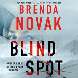 Blind Spot Book Cover - Click to open Coming Soon panel