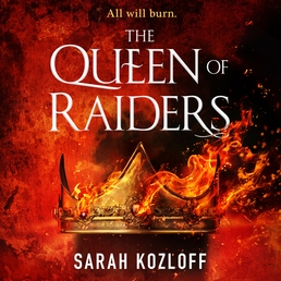 The Queen of Raiders Book Cover - Click to open Audiobooks panel