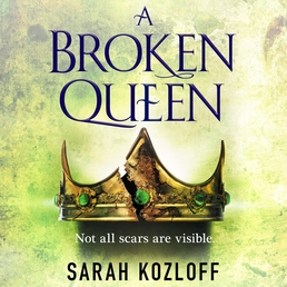 A Broken Queen Book Cover - Click to open Audiobooks panel
