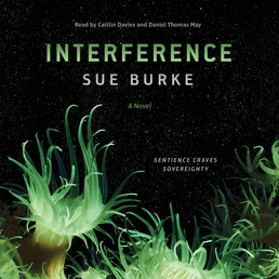 Interference Book Cover - Click to open New Releases panel