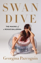 Swan Dive Book Cover - Click to open New Releases panel