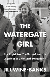 The Watergate Girl Book Cover - Click to open New Releases panel