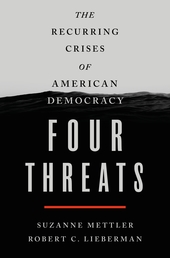 Four Threats Book Cover - Click to open Top Sellers panel