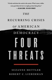 Four Threats Book Cover - Click to open New Releases panel