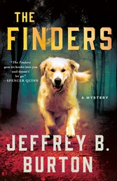 The Finders Book Cover - Click to open New Releases panel