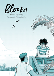 Bloom Book Cover - Click to open :01 Collection panel
