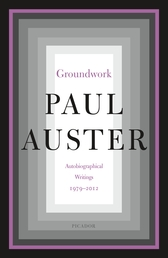 Groundwork Book Cover - Click to open New Releases panel