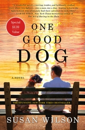 One Good Dog Book Cover - Click to see book details