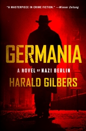 Germania Book Cover - Click to open Coming Soon panel