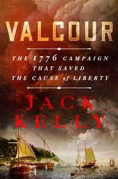 Valcour Book Cover - Click to open New Releases panel