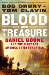 Blood and Treasure Book Cover - Click to open Top Sellers panel