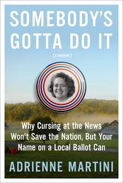 Somebody's Gotta Do It Book Cover - Click to open Henry Holt panel