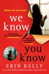 We Know You Know Book Cover - Click to open Coming Soon panel
