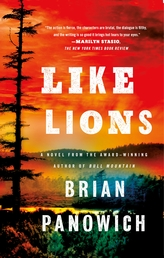 Like Lions Book Cover - Click to open New Releases panel