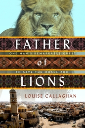 Father of Lions Book Cover - Click to open Coming Soon panel