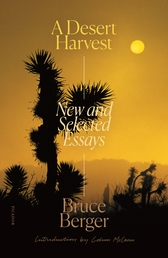 A Desert Harvest Book Cover - Click to open New Releases panel