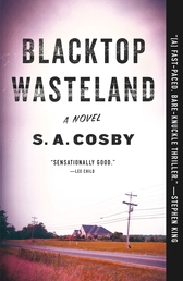 Blacktop Wasteland Book Cover - Click to open New Releases panel