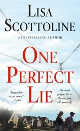 One Perfect Lie Book Cover - Click to see book details