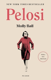 Pelosi Book Cover - Click to open Henry Holt panel